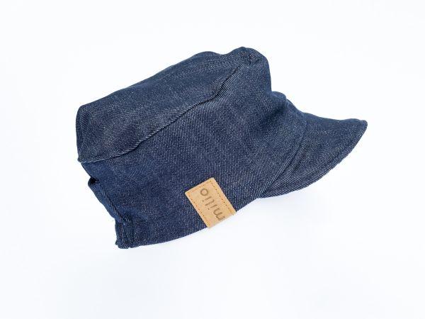 Kappe, Jeans blau