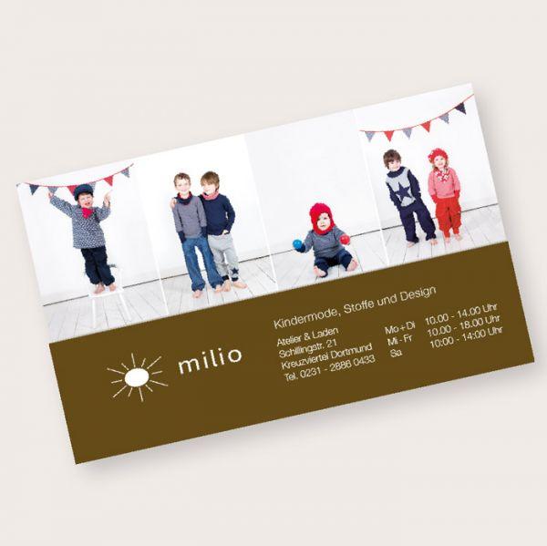 milio-design Einkaufsgutschein