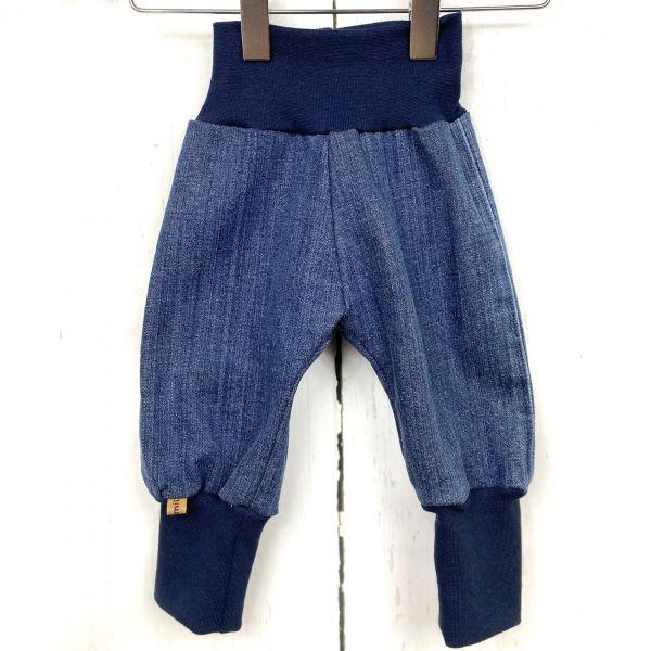Mitwachshose, Jeans 56-68