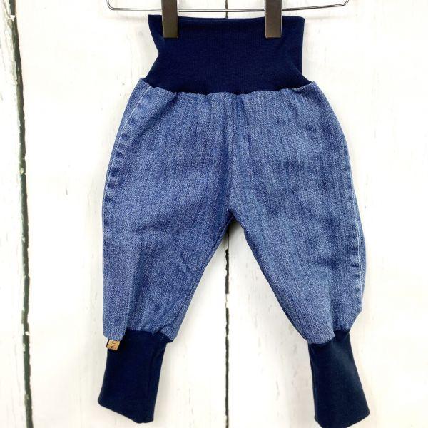 Mitwachshose, Jeans 68-80