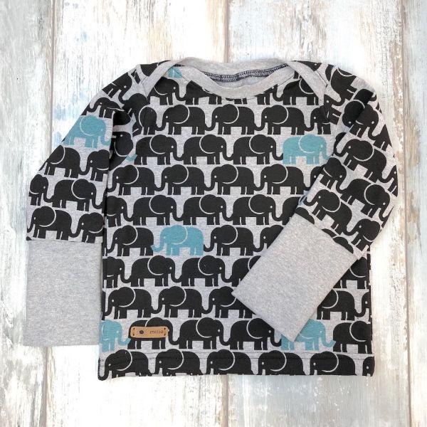 Shirt, Elefanten