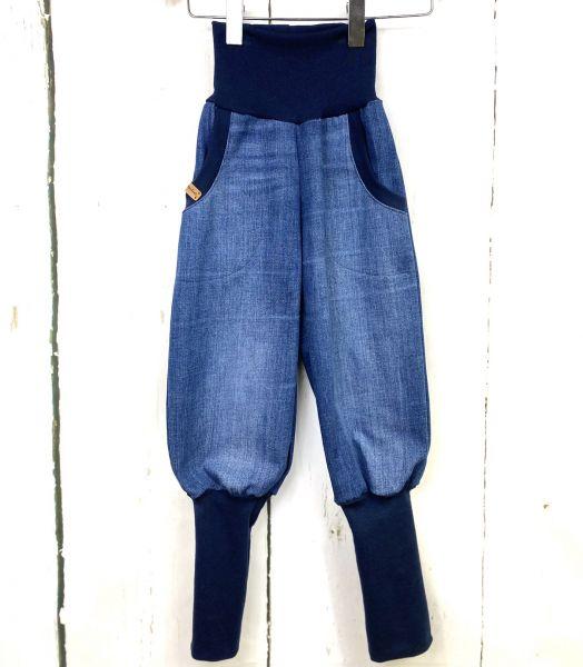Mitwachshose, Jeans 98/104